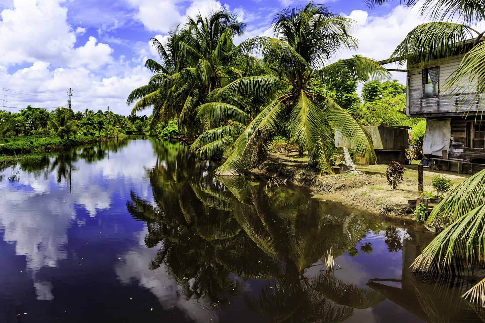 Suriname onafhankelijk